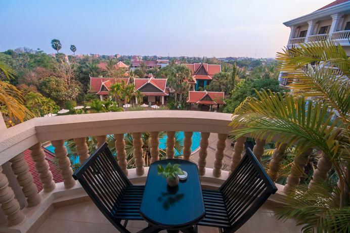 Borei Angkor Resort & SPA - Balcony