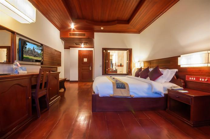 Borei Angkor Resort & SPA - Furnished Bedroom