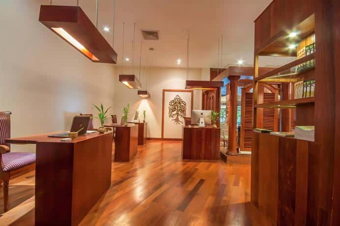 Borei Angkor Resort & SPA - Work Area