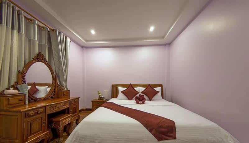 Bunwin Boutique Hotel - Bedroom