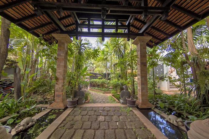 Bunwin Boutique Hotel - Garden