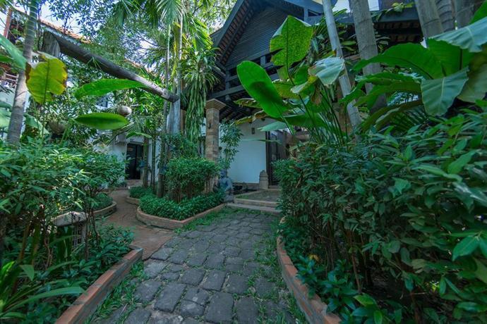 Bunwin Boutique Hotel - Private Garden