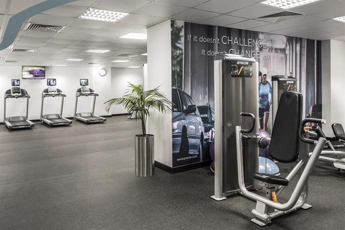 BurJuman Arjaan by Rotana - Dubai - Gym