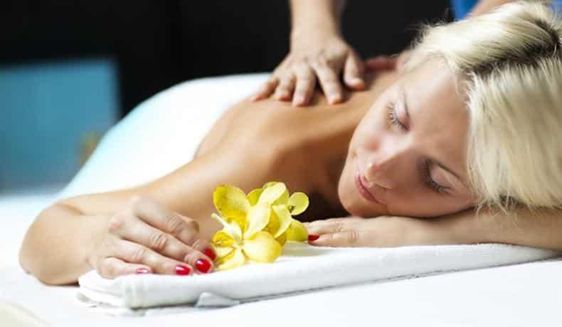 Capitol Hotel Dubai Massage parlour