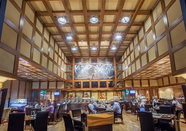 Capitol Hotel Dubai Restaurant