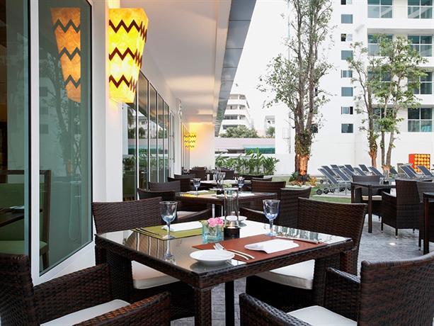 Centara Pattaya Hotel - Balcony