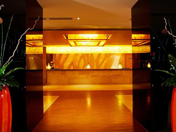 Centara Pattaya Hotel - Lobby