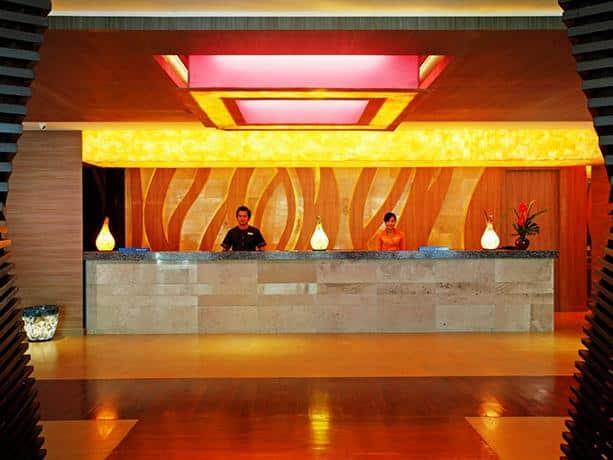 Centara Pattaya Hotel - Reception