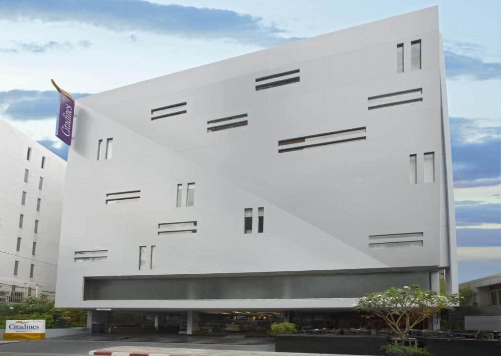 Citadines Sukhumvit 11 Bangkok-Exterior view