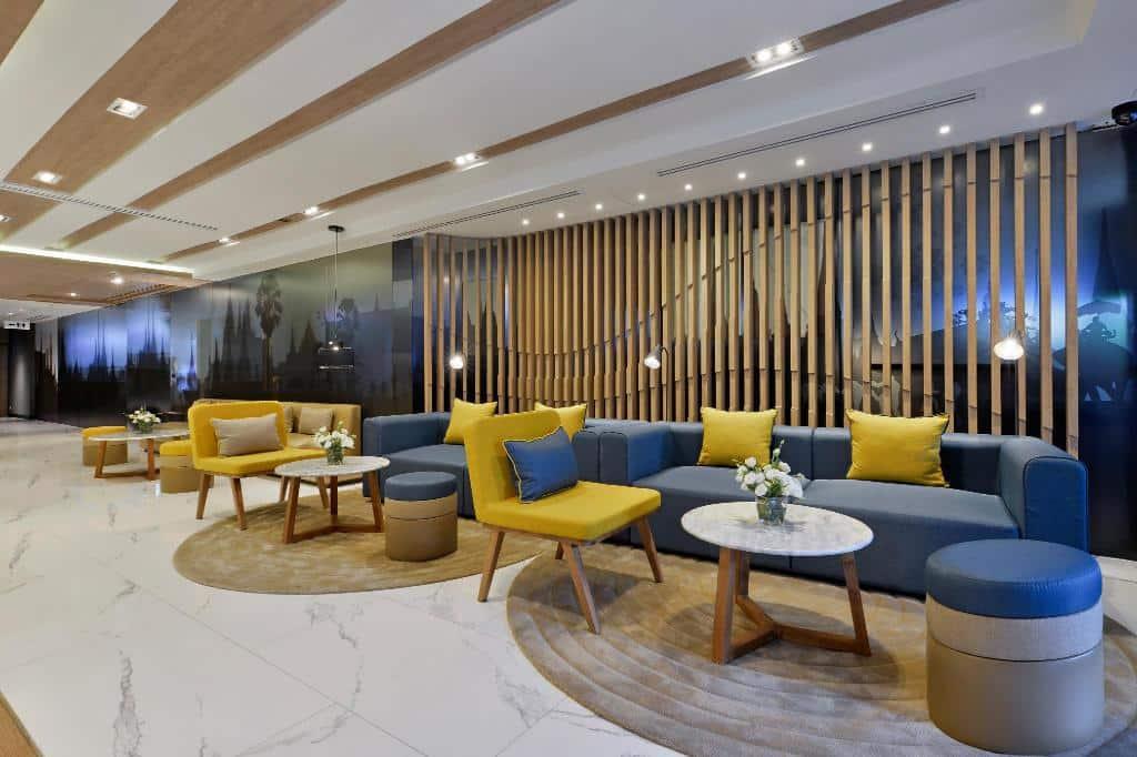 Citadines Sukhumvit 11 Bangkok-Lobby