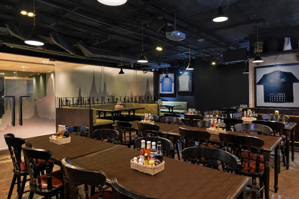 Citadines Sukhumvit 11 Bangkok-Restaurant