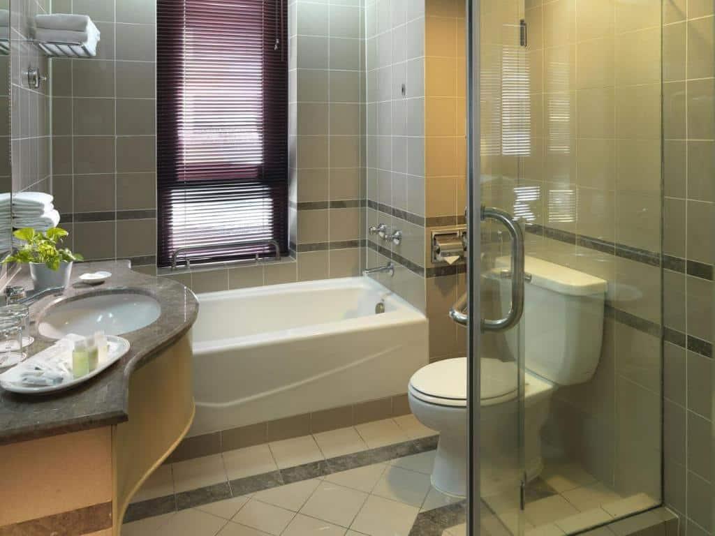 Federal Kuala Lumpur - Bathroom