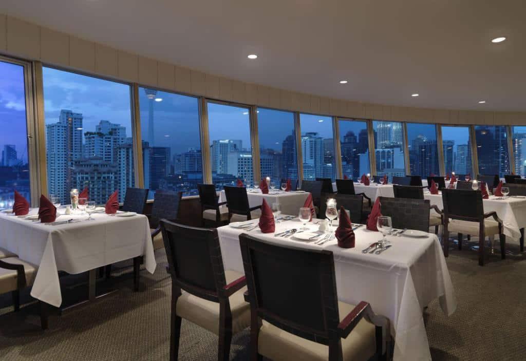 Federal Kuala Lumpur - Restaurant