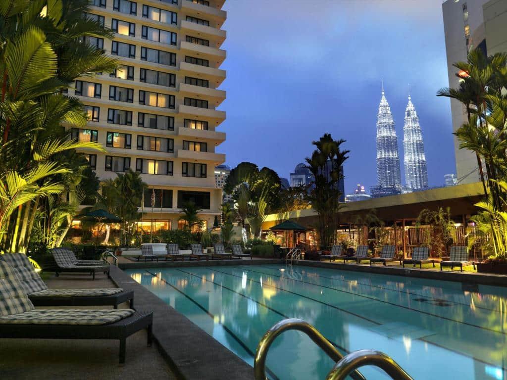 Federal Kuala Lumpur - Swimming - Pool