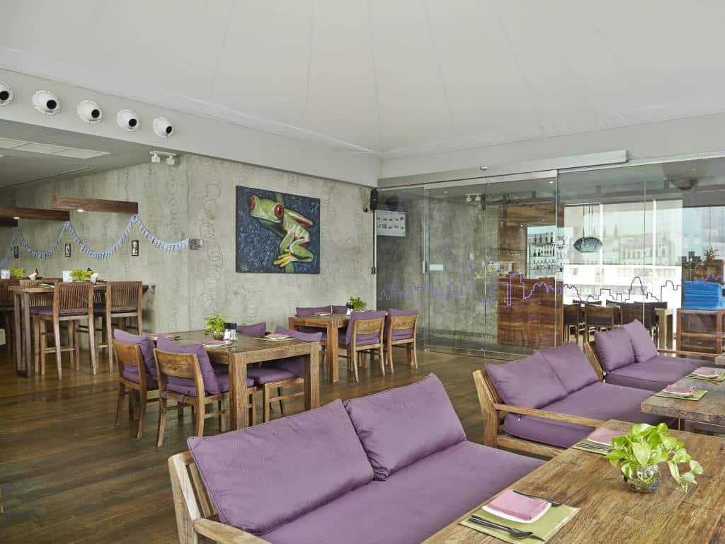 Galleria 10 Sukhumvit by Compass Hospitality-Reataurant