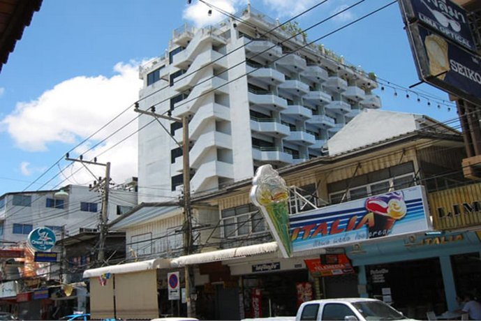 Grand Hotel Pattaya - Exterior View