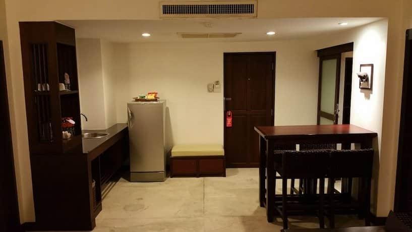 Grand Hotel Pattaya - Seperate Room