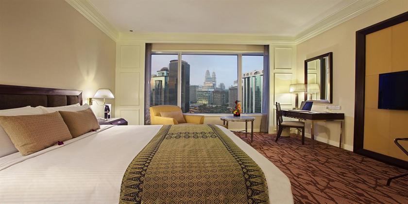 Hotel Istana - Bedroom