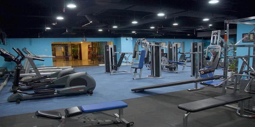 Hotel Istana - Gym