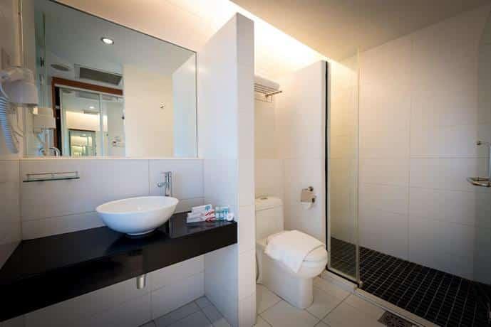 Hotel Sentral Pudu - Bathroom