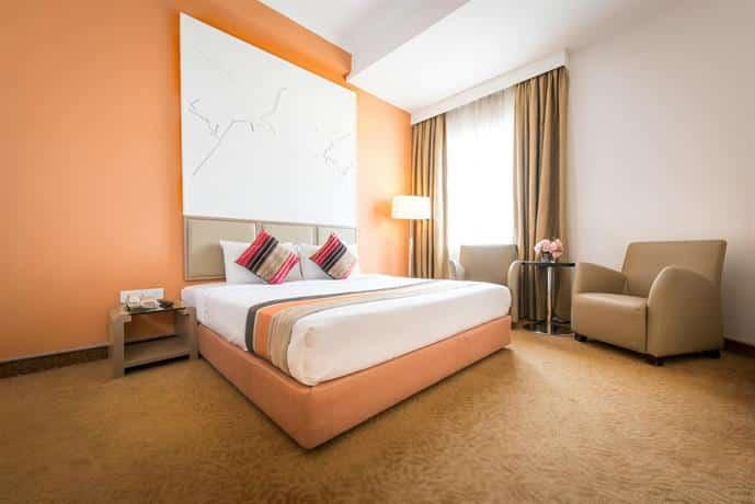 Hotel Sentral Pudu - Bedroom