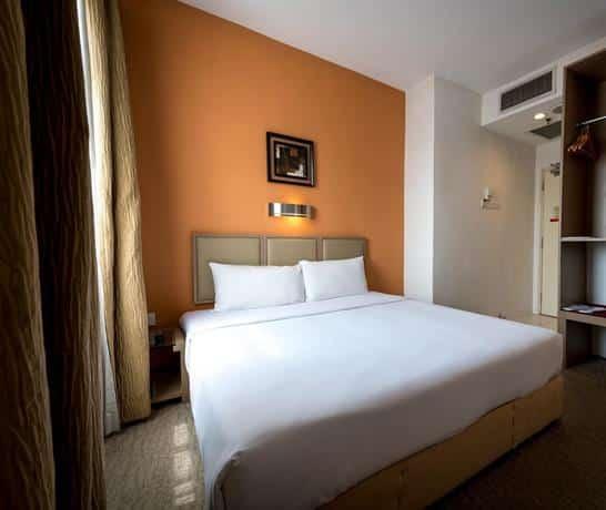 Hotel Sentral Pudu - Delux Bedroom