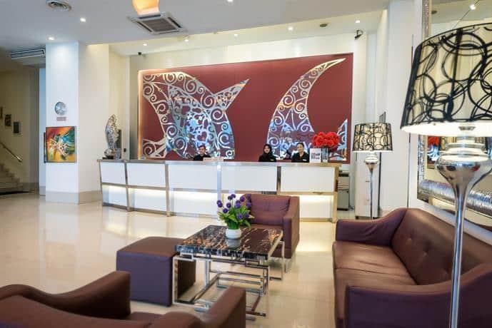 Hotel Sentral Pudu - Lobby