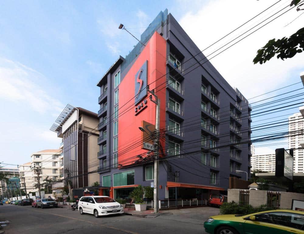 Hotel Solo Sukhumvit 2-Exterior view