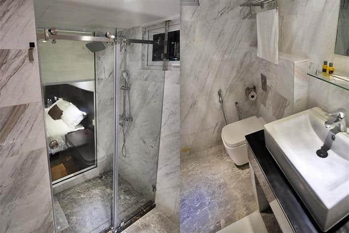 InnB Park Hotel - Bathroom