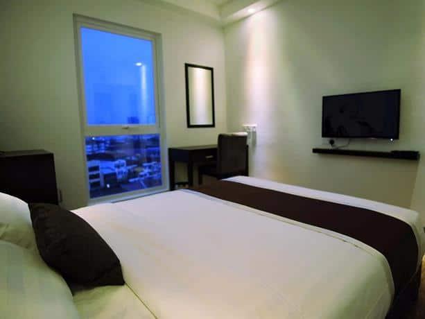 InnB Park Hotel - Bedroom