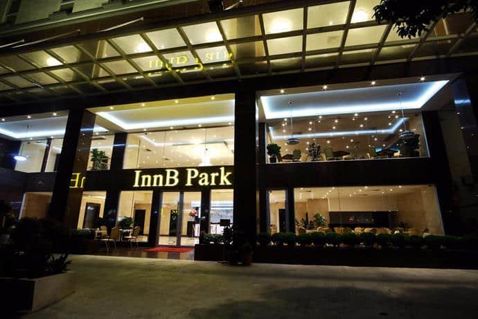 InnB Park Hotel - Exterior View