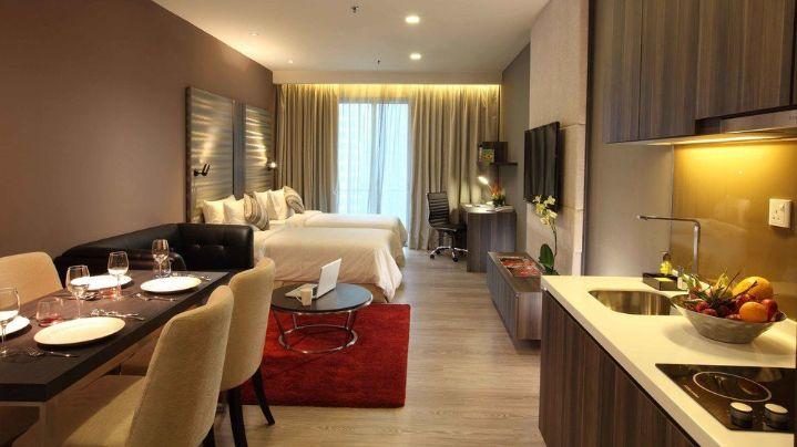 Invito Hotel Suites-Kuala Lumpur Apartment