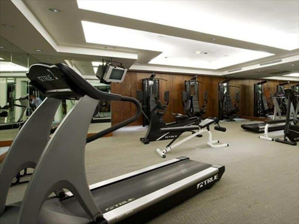 Jasmine City Hotel-Gym