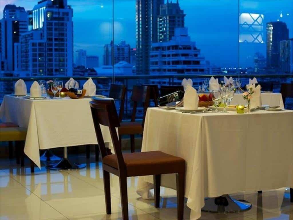 Jasmine City Hotel-Restaurant