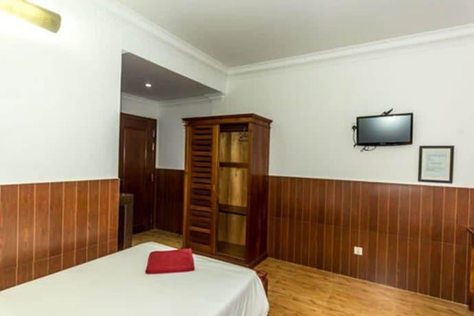 Jasmine Lodge - Bedroom
