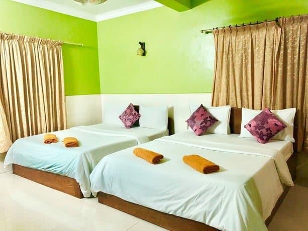 Jasmine Lodge - Delux Bedroom
