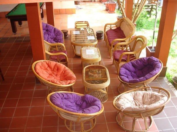 Jasmine Lodge - Sitting Area