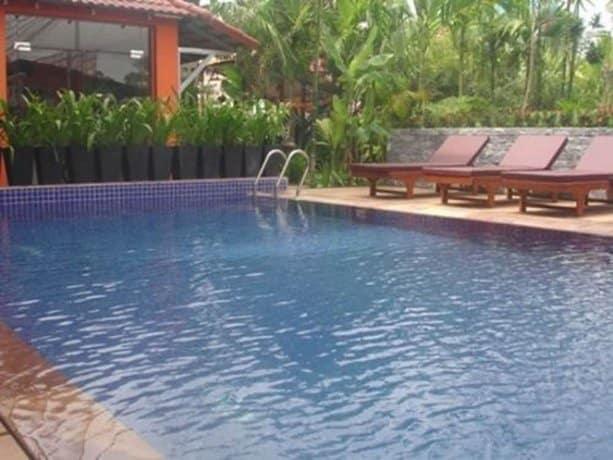 Jasmine Lodge - Swiming Pool