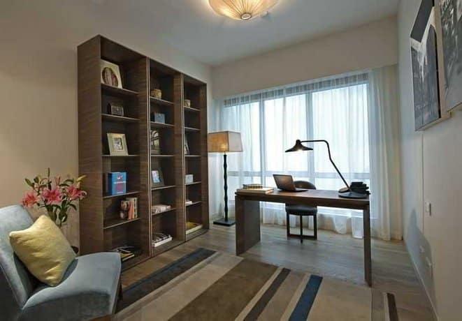 Lanson Place Bukit Ceylon Serviced Residences - Office Desk
