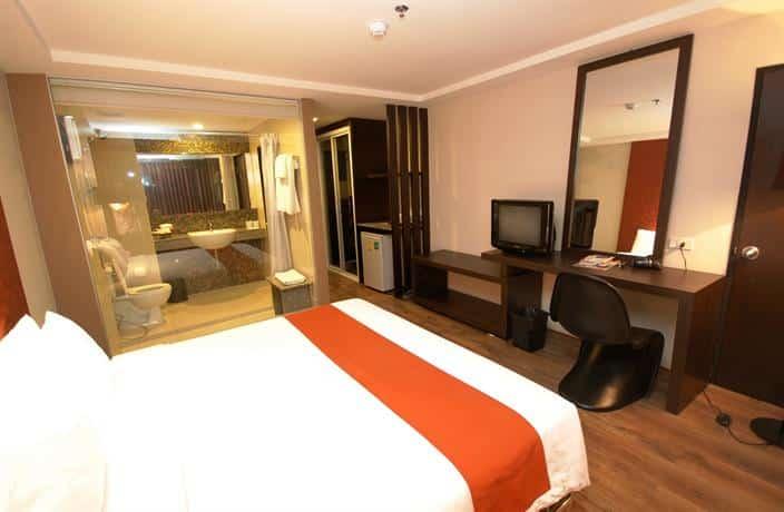 Manita Boutique Hotel - Bedroom