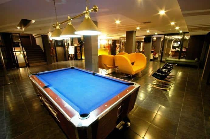 Manita Boutique Hotel - Gaming Area