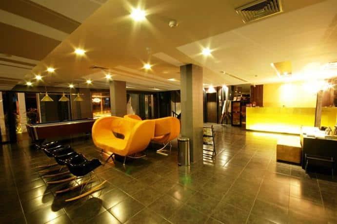 Manita Boutique Hotel - Longue View