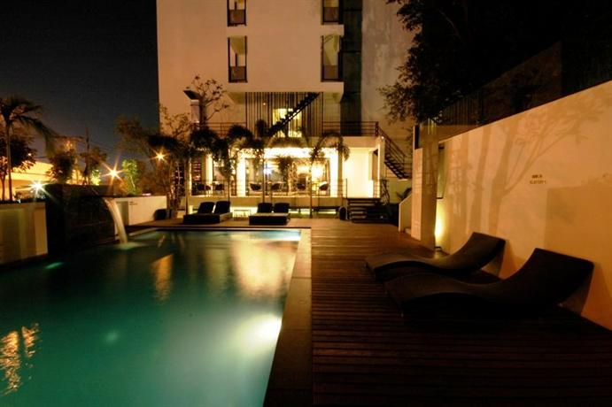 Manita Boutique Hotel - Swimming Pool