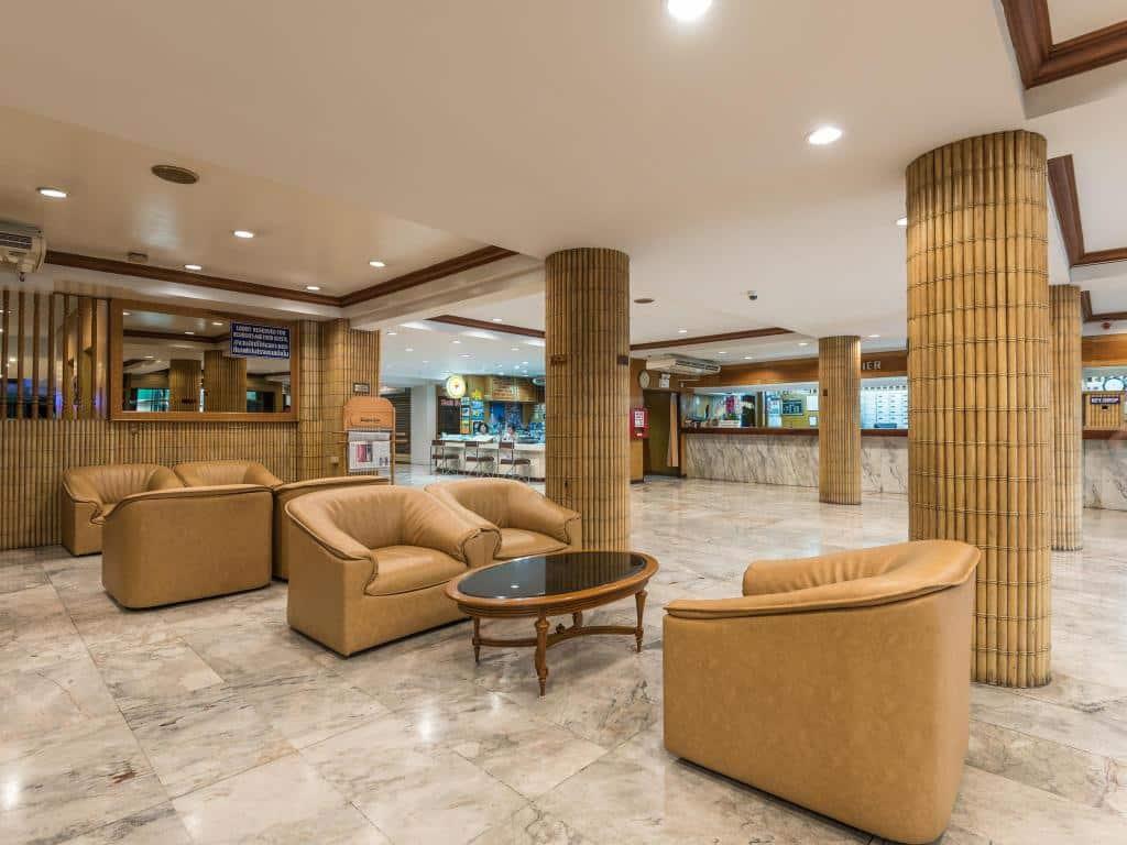 NANA Hotel-Lobby