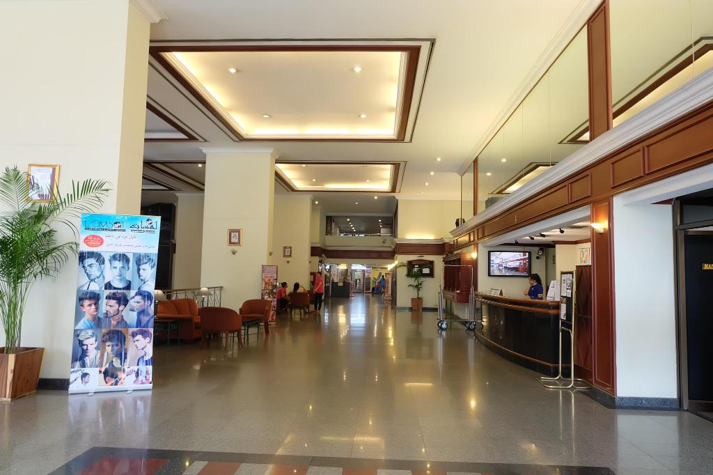 Omni Tower Sukhumvit Nana by Compass Hospitality-Lobby