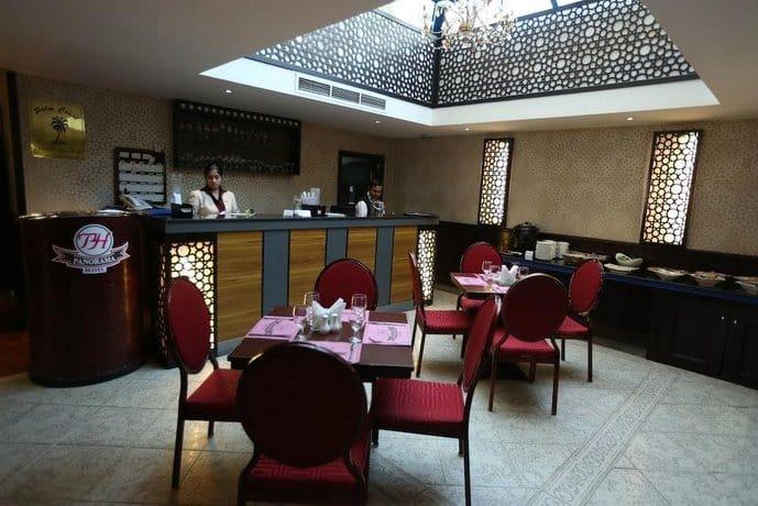 Panorama Hotel Bur Dubai - Restaurant