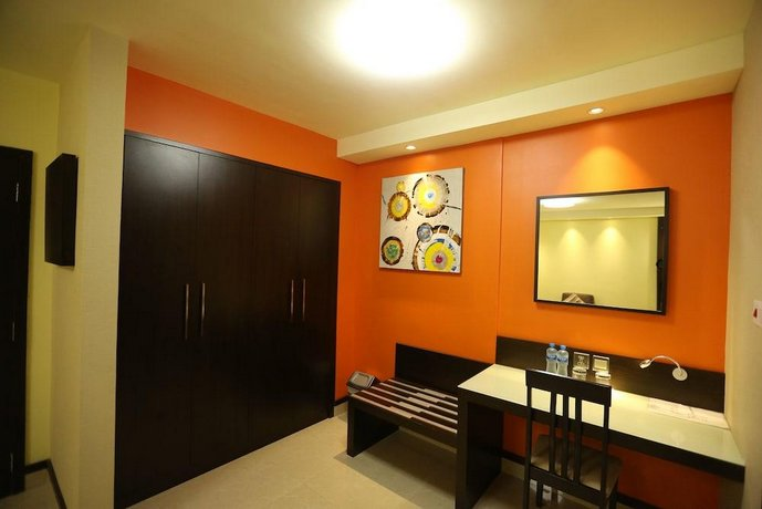 Panorama Hotel Bur Dubai - Room