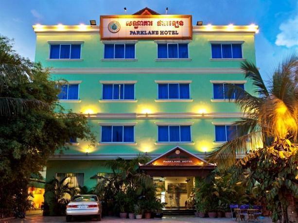 Parklane Hotel - Exterior View