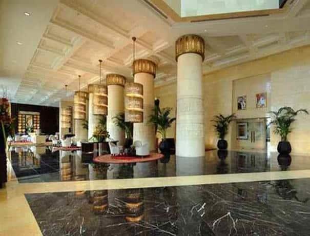 Raffles Dubai - Area