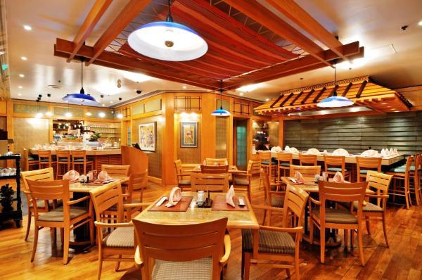 Ramada Dubai - Restaurant